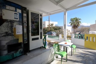 facilities santorini backpackers entrance